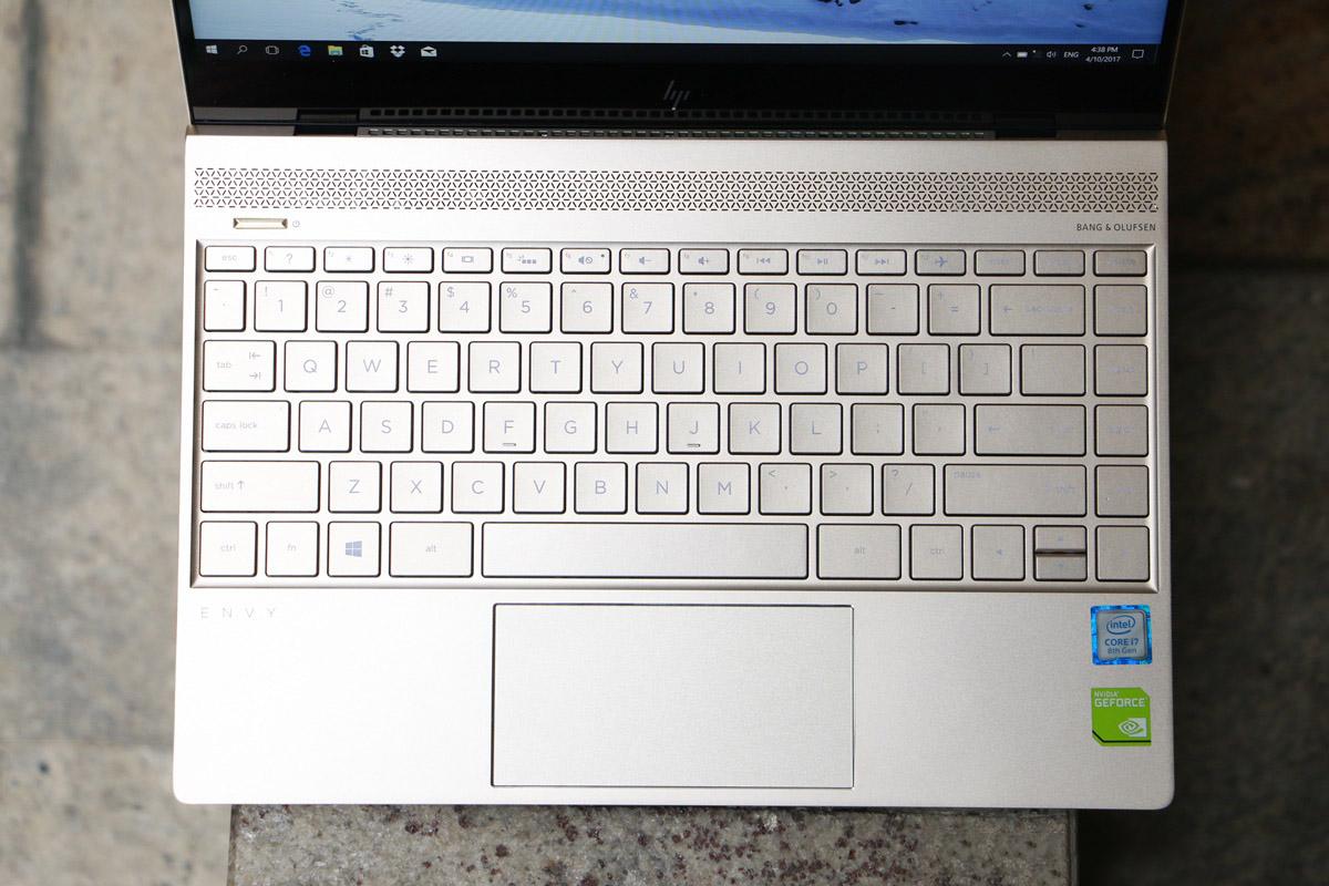 Laptop Gia Nguyễn - Hp envy
